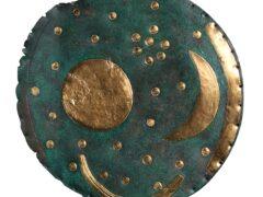 Nebra Sky Disc (British Museum/PA)