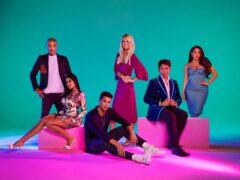 Celebs Go Dating, back in a more familiar format now the 'world is returning to normal' (E4/PA)