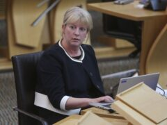 Housing Secretary Shona Robison (Fraser Bremner/Scottish Daily Mail/PA)