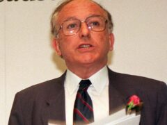 Labour MP Greville Janner in 1996 (PA)