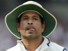 Sachin Tendulkar announced his retirement from Test cricket on this day in 2013 (Anthony Devlin/PA)