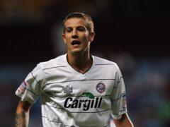 Harry Pell scored late on for Accrington (David Davies/PA)