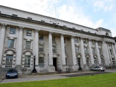 The High Court in Belfast heard that Stormont was not obliged to comply with the order to implement abortion laws (Paul Faith/PA)