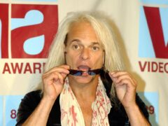 Van Halen rocker David Lee Roth has announced plans to retire from performing (Anthony Harvey/PA)
