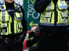 Police responded to the incident on Saturday afternoon (Lynne Cameron/PA)