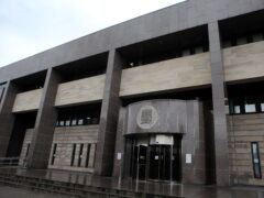 Ryan Quinn appeared at Glasgow Sheriff Court (Andrew Milligan/PA)