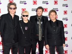 Duran Duran could become the latest music superstars to get the biopic treatment, the band's drummer has said (Matt Crossick/PA)