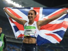 Jessica Ennis-Hill will go down in history as one of Britain's greatest athletes (Mike Egerton/PA)