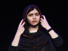Malala Yousafzai (Joe Giddens/PA)