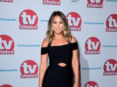 Pop star Rachel Stevens has been tipped to appear in the new series of Dancing On Ice (Ian West/PA)