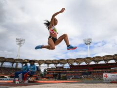 Athletics will remain a staple of the Commonwealth Games (Martin Rickett/PA)