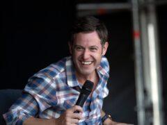 Matt Baker (Steve Parsons/PA)