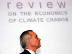 Lord Stern produced a report into climate change in 2006 (Jeremy Selwyn/Evening Standard/PA)
