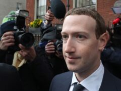 Mark Zuckerberg has defended Facebook after a whistleblower claimed it puts profit above safety (Niall Carson/PA)