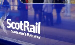 ScotRail strikes could take place during Cop26 (Jane Barlow/PA)