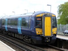 Train services on Southeastern's network will be taken over by the Government on Sunday after the franchise holder failed to declare more than £25 million of taxpayer funding (Gareth Fuller/PA)