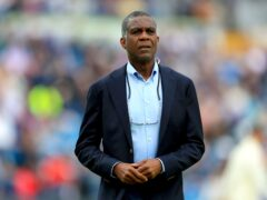 Former West Indies bowler Michael Holding has again spoken out on the fight for racial equality (Mike Egerton/PA)