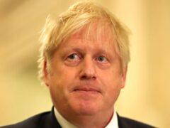 Prime Minister Boris Johnson has been described as a 'hypocrite' (Liam McBurney/PA)