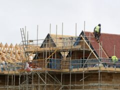 House prices rose by 17% in Scotland between March last year and August 2021 (Gareth Fuller/PA)