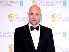 Mark Strong auditioned to be in the Bond films (PA)