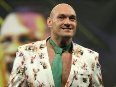 Tyson Fury is preparing to fight Deontay Wilder for a third time (Bradley Collyer/PA)
