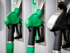 Petrol prices are the most expensive since March 2013 (Liam McBurney/PA)