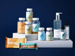 Some of The Hut Group's products (THG/PA)