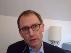 Professor Neil Ferguson of Imperial College London (Parliament TV/PA)