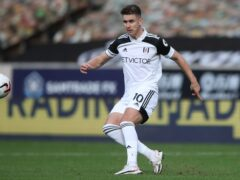 Fulham have Tom Cairney available for the first time in almost a year (Nick Potts/PA)