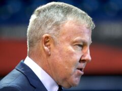 Leyton Orient manager Kenny Jackett saw his side draw 0-0 again (Steven Paston/PA)