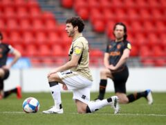 Jon Taylor should be available for Doncaster after a long absence (Tim Goode/PA)