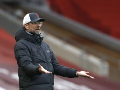 Jurgen Klopp does not believe managers are listened to by football's decision-makers (Phil Noble/PA)