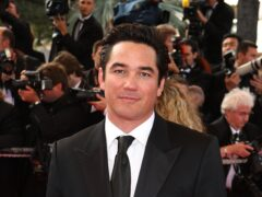 Superman actor Dean Cain accused comic book writers of 'bandwagoning' (Ian West/PA)
