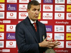 British and Irish Lions managing director Ben Calveley (Steve Haag/PA)