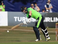 George Dockrell is now a specialist batter for Ireland (Donall Farmer/PA)