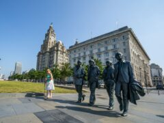 The Government's £2m funding boost for a new Beatles visitor attraction in Liverpool will not inspire young people to pursue a career in music, a charity boss has said (Peter Byrne/PA)