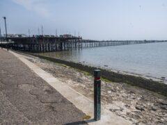 Southend has the world's longest pleasure pier (Ian West/PA)