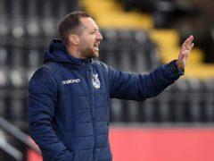 Ben Garner was sacked by Bristol Rovers (Nigel French/PA)