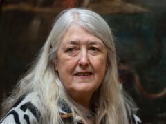 Professor Dame Mary Beard is 'over the moon' at the creation of a new Classics teaching post at Newnham College, Cambridge. (Dominic Lipinski/ PA)