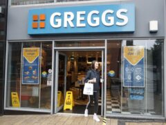 Greggs warned it has faced disruption from labour availability and product shortages (Danny Lawson/PA)