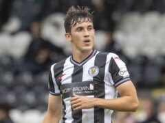 St Mirren midfielder Jamie McGrath is hoping for a smoother trip to Baku with the Republic of Ireland (Jeff Holmes/PA)