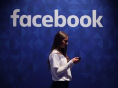 The Facebook disruption was blamed on a 'faulty configuration change' (Niall Carson/PA)