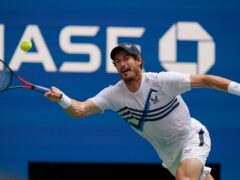 Andy Murray has been knocked out in the second round of the San Diego Open (Seth Wenig/AP)