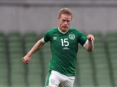 Daryl Horgan is on duty with the Republic of Ireland (Niall Carson/PA)