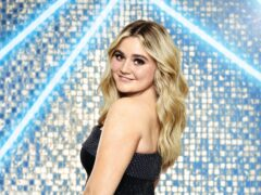 Tilly Ramsay on Strictly Come Dancing (Ray Burmiston/BBC/PA)