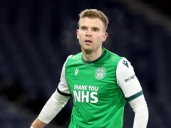 Chris Cadden has recently returned from injury (Jeff Holmes/PA)