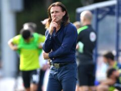 Gareth Ainsworth was pleased with his players (Simon Galloway/PA)