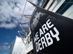 """Derby's administrators have received several """"serious"""" bids for the club (Joe Giddens/PA)"""