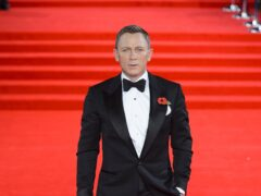 Daniel Craig said gay bars are safer places to be on a night out (Matt Crossick/PA)