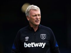 David Moyes returns to his former club with West Ham on Sunday (Zac Goodwin/PA)